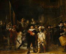Рембрандт. Нічний дозор
